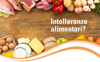 3 differenti tipi di intolleranze alimentari