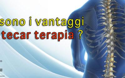 Quali sono i vantaggi della tecar terapia ?