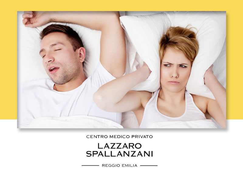 i sintomi dell'apnea notturna