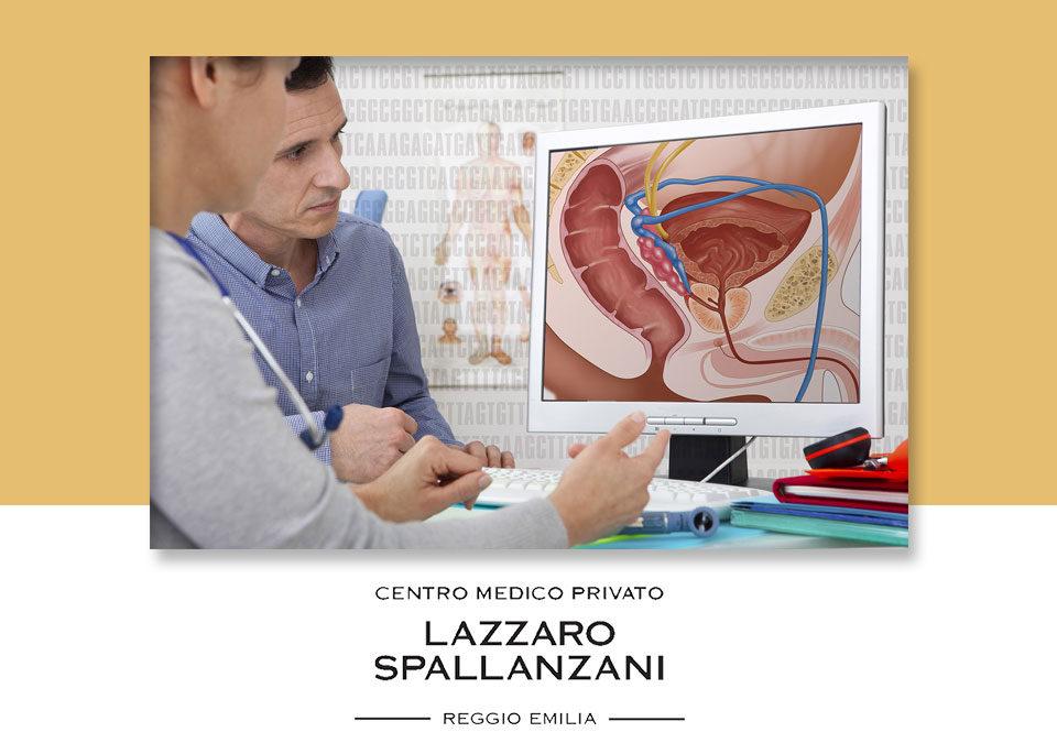 endoscopia alla prostata crea successivamente problemi se en