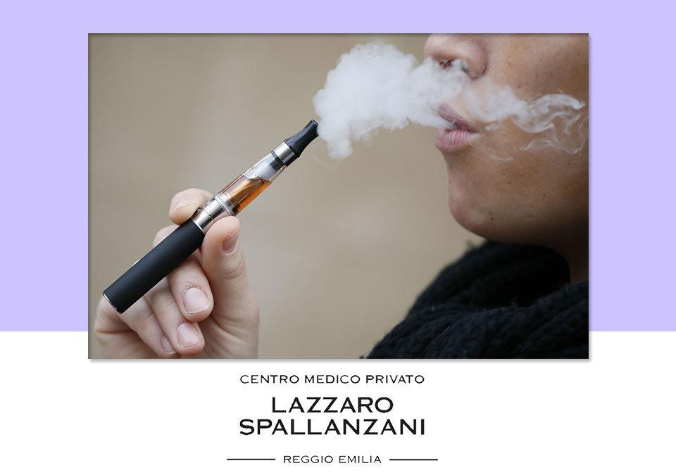 La sigaretta elettronica è veramente salutare?