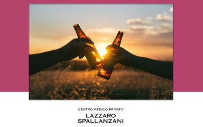 Alcool e danni al cervello: pericoloso anche un consumo moderato