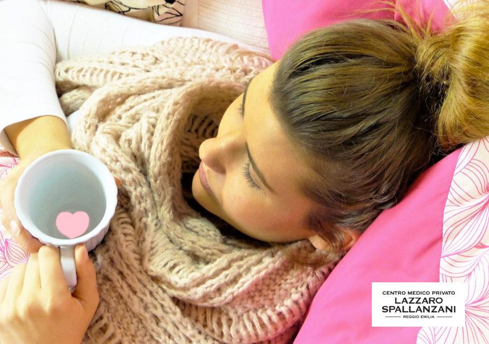 Influenza: 7 consigli per allontanarla e star bene