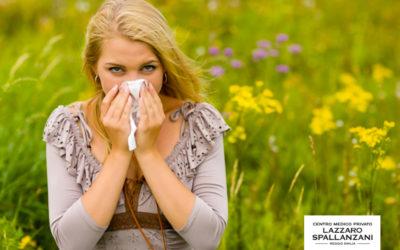 Le cause delle allergie e della rinite allergica