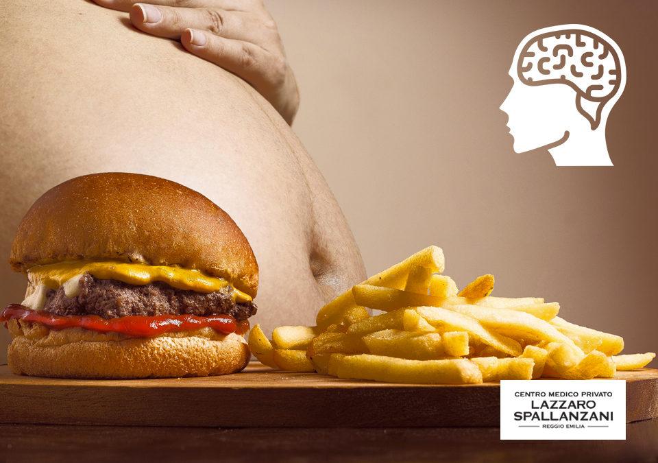 L'obesità ha effetti sul cervello